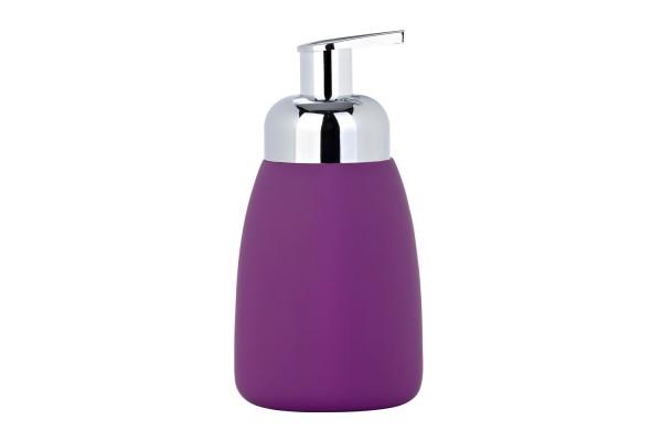Schaumspender Confetti Violett