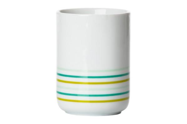 Tasse Gourmet (2er-Set) Limettengrün