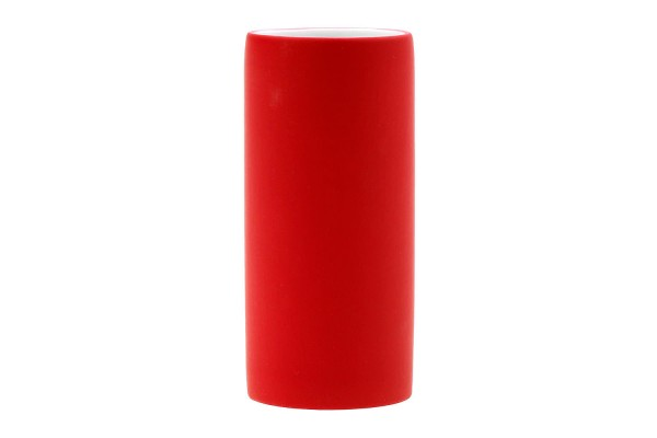 Zahnputzbecher Confetti Classic Rot