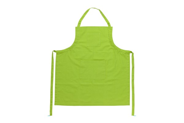 Küchenschürze Apron Limettengrün