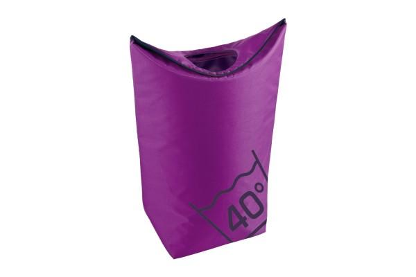 Wäschekorb Confetti Violett