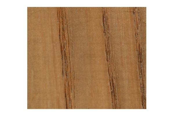 Holzliege DayBed Eschenholz braun geölt