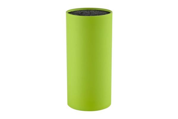 Messerblock Confetti Limettengrün